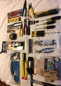 Electrician Tool Kit (New Never Used) 3606 km