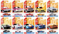 Hot Wheels Original Decades Complete Set of 10 Oklahoma City
