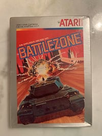 Battlezone Atari 2600 Glastonbury, 06033