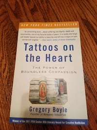 tattoos on the heart the power of boundless compas