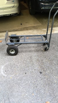 heavy duty reversible dolly. Some minor surface rust. Tires in excellent condition just need inflation Bethesda, 20817