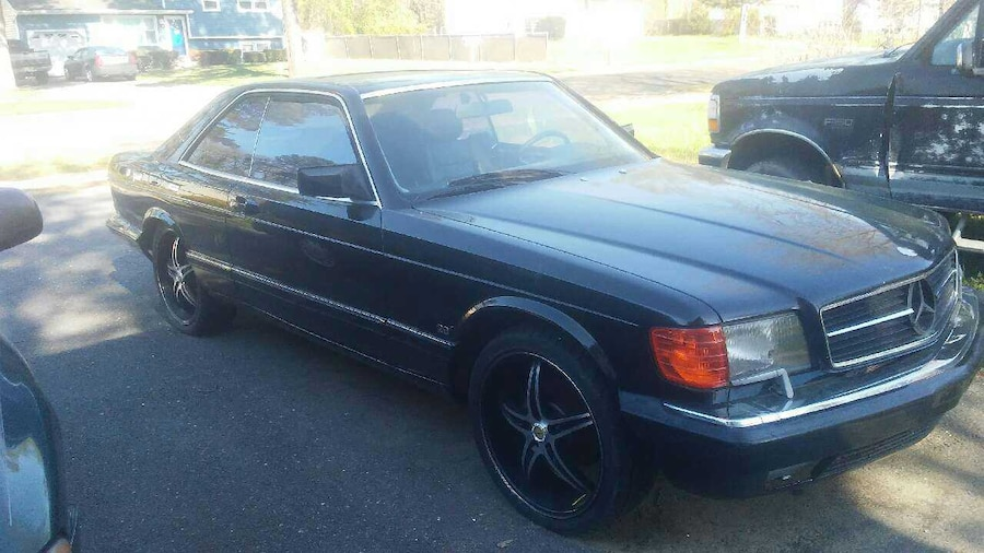 Used 1986 mercedes benz 560 sec negotiable in vineland for 1986 mercedes benz 560 sec