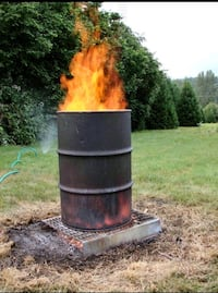 burn barrel - fire pit Chesapeake, 23320