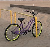 Loaded Seawind Beach Cruiser-w/bike lock Huntington Beach, 92648