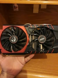 Msi.gaming gtx 970  4gb 256 bit ekran karti