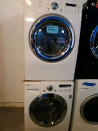 LG FRONT LOAD WASHER AND DRYER SET WORKING PERFECTLY  Baltimore, 21223