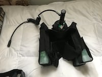 Project salvo electric trigger paintball full set Houston, 77043