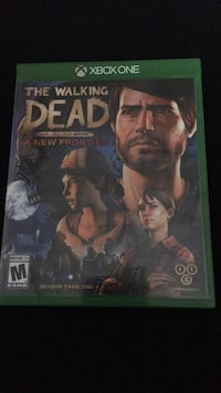 Xbox one walking dead Kearny, 07032