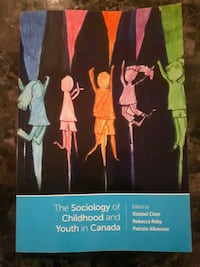 The Sociology of Childhood and Youth in Canada  1st Edition