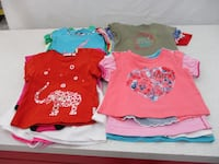 T-shirts for girls Etobicoke