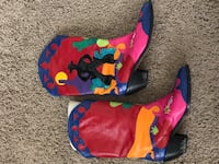 Colorful women's boots North Richland Hills, 76180