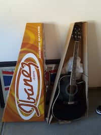 Brand new Ibanez Acoustik Guitar Howell, 48843
