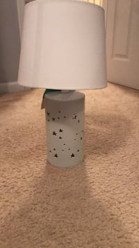 lamp and  star night light combo( brand new) Virginia Beach, 23451
