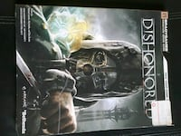 Dishonored guide book