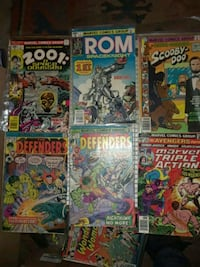 six Marvel comic book collection Mesquite, 75150