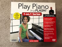 Deluxe piano learning system Lovettsville, 20180