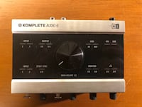 Native Instruments Komplete Audio 6 180$ obo Edmonton, T6C 2M6