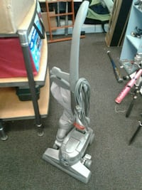 gray and black upright vacuum cleaner Hagerstown, 21740