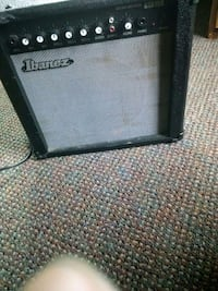 Willing to trade for bass amp Silver Spring, 20904