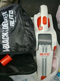 Black & Decker 12v Car Vacuum Annandale