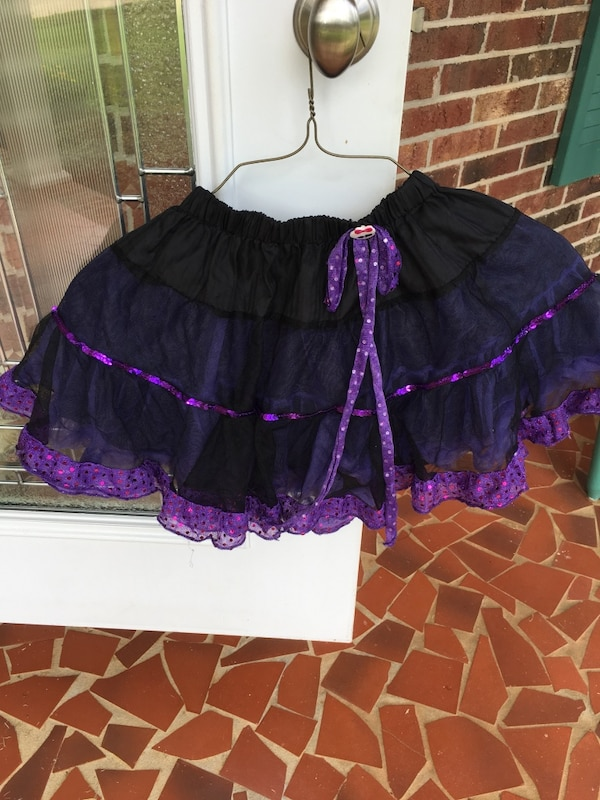 ad25c68c5 Used Monster High black and purple miniskirt for sale in Cornelius ...