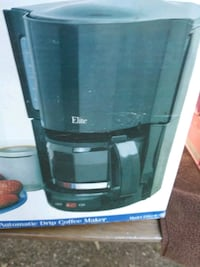 4 cup automatic drip coffee maker Colton, 92324