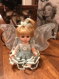 Sweet & Precious angel/Fairy Porcelain Doll Gainesville, 20155