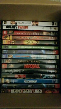 DVDs $2 each, take your pick!  Greenbelt, 20770