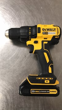dewalt brushless drill worh battery no charger  North Fort Myers, 33903