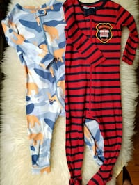 Baby Gap sleepers. Size 6-12mths. New condition. P Toronto, M4W 1A8