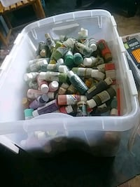 Assorted fine quality paint Canton, 28716