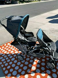 DuoGlider Double Stroller, Works Great (Price Firm)