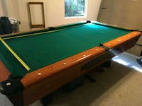 Pool table Asheville, 28806