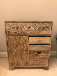 Brand new solid wood chest Sparks Glencoe, 21152