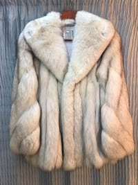 Saga Silver Fox Fur Coat Alexandria, 22315