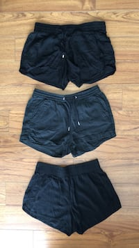 Three pairs of women's shorts Thames Centre, N0L 1B0
