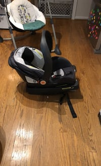 Gb car seat and base  Centreville, 20121