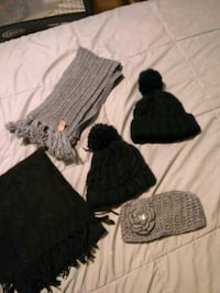 Winter scarves and hats  Fresno, 93702