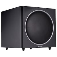 Polk Audio PSW125 12-Inch 300W Powered Subwoofer - Black Brampton