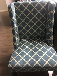 2 Beautiful green accent chairs Calgary, T3N 0E1