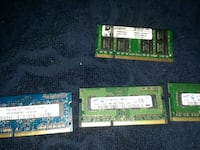 2 Gig RAM sticks Salem, 97301