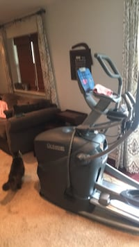 black and gray elliptical trainer Springfield, 22153