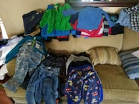 3t lot of fall/winter boys clothes Chesapeake, 23321