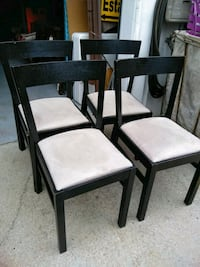 Set of 4 dining chairs Douglasville, 30134
