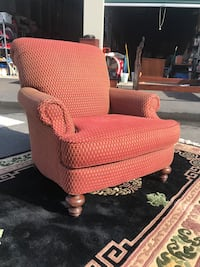 Used Golf Themed Upholstered Chair By Century For Sale In