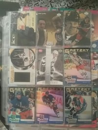 Gretzky hockey cards 10 mint and better Waterloo, N2L 1V6