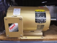 Super E Industrial, 3 Phase, 3 HP Motor LANGLEY