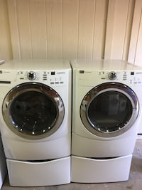 Maytag Washer and GAS Dryer  Tempe, 85283