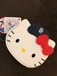 Hello Kitty Padres Pouch San Diego, 92108