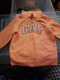 Toddlers girl gap Jaket  good condition 3T Winnipeg, R3T 3A2